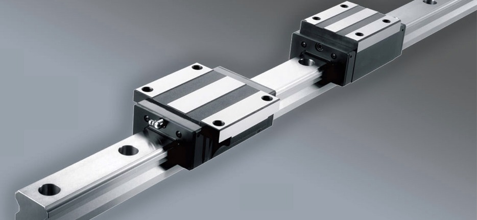 PMI Block Rail Linear Guides Techmaster Inc