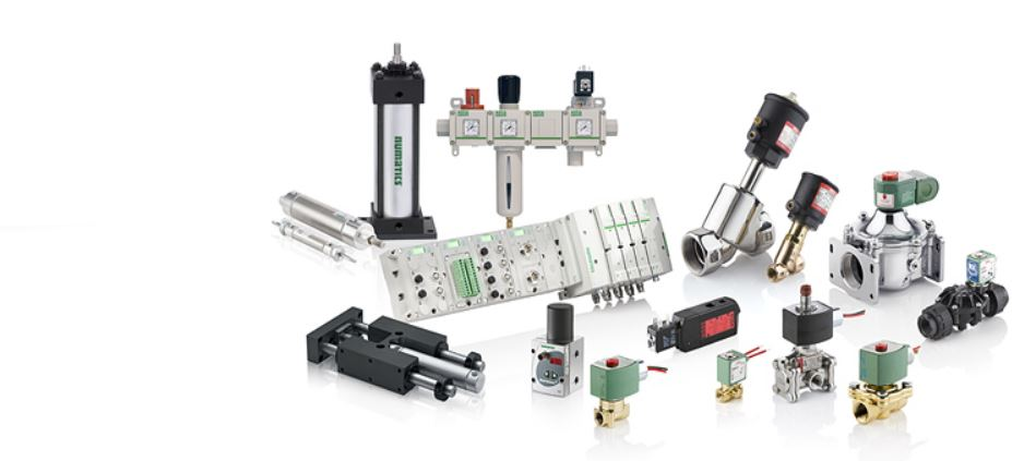 ASCO Numatics product line Techmaster Inc