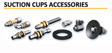 Suction Cups Accessories Coval Vacuum