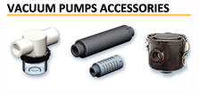 Vacuum Pumps Accessories Coval Vacuum