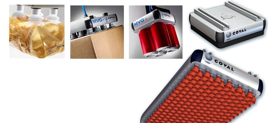 Coval Modular Vacuum Gripper Techmaster Inc